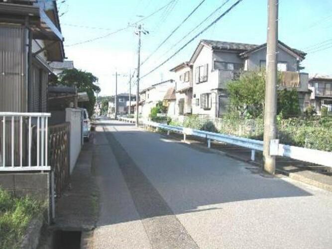 現況写真 最寄駅は、JR総武本線「八街」駅です。
