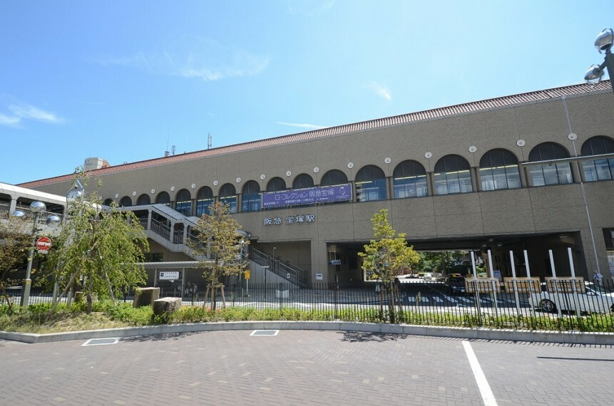 【デパート】Gコレクション宝塚阪急まで1887m