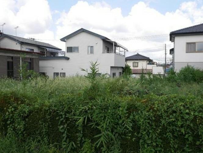 現況写真 東武宇都宮線「江曽島」駅徒歩圏内。敷地は約85坪ございます。