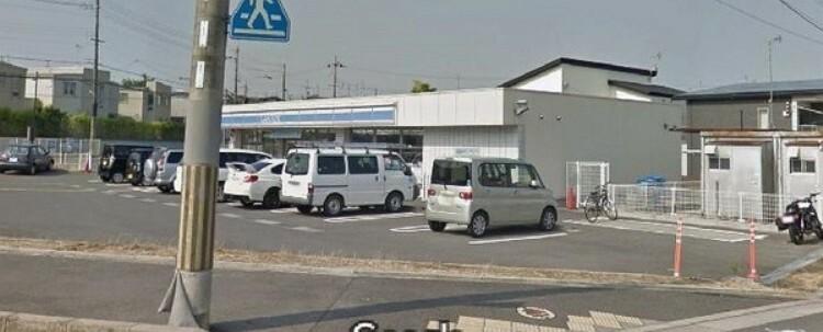 コンビニ ローソン宇治木幡平尾店