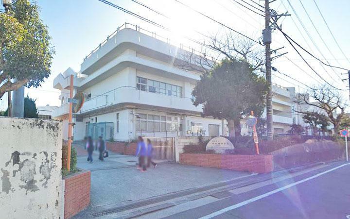 中学校 西本郷中学校