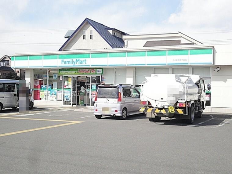 コンビニ ファミリーマート志木幸町四丁目店