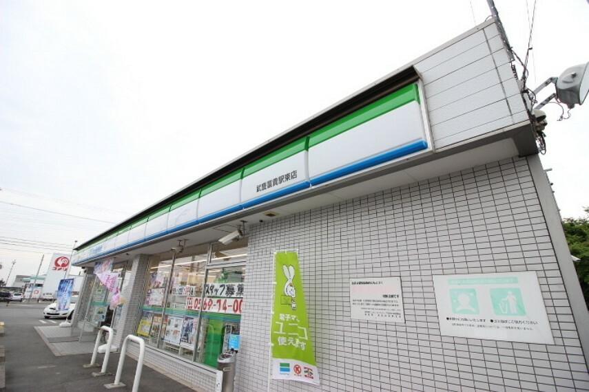 コンビニ ファミリーマート冨貴駅東店