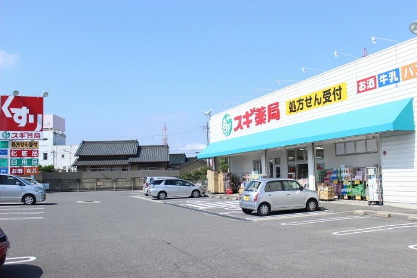 ドラッグストア スギ薬局武豊南店