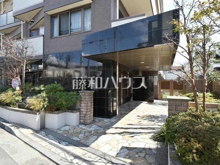 エントランスホール エントランス 【レクセルマンション昭島】