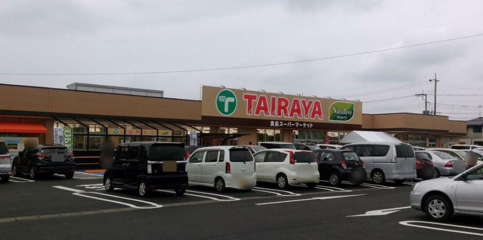 スーパー エコスTAIRAYA川島店