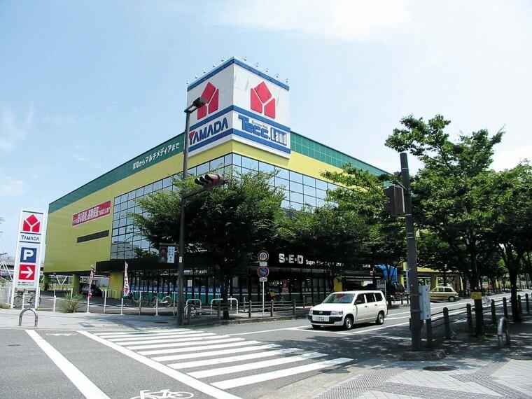 【家電製品】ヤマダ電機大阪りんくう店まで1570m