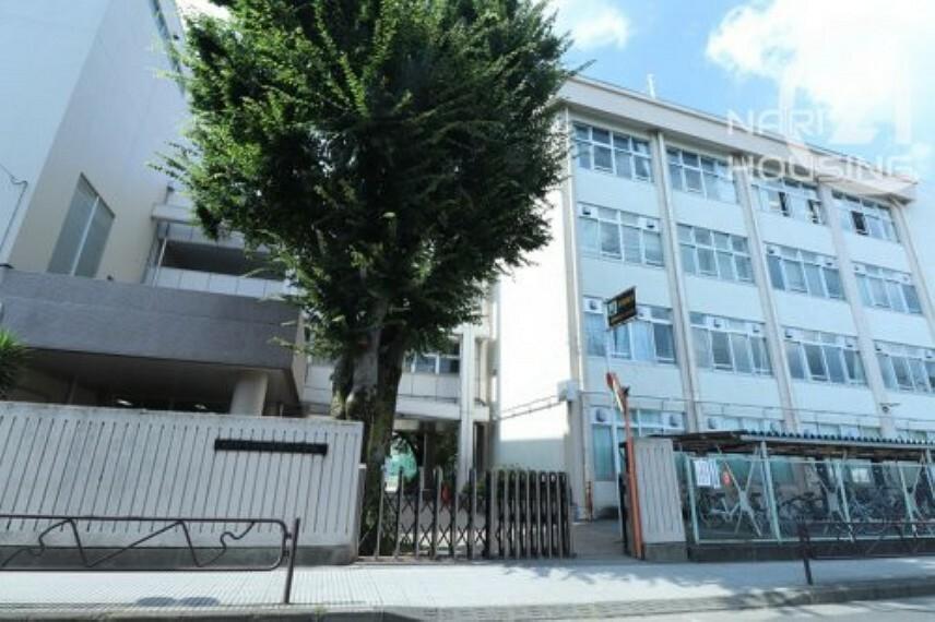 中学校 【中学校】羽村市立羽村第二中学校まで1368m