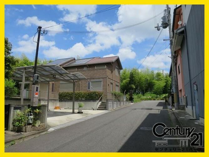現況写真 ■国道168号線が近いので生駒市や王寺町へのアクセスが大変便利です!通勤・通学に助かります!■