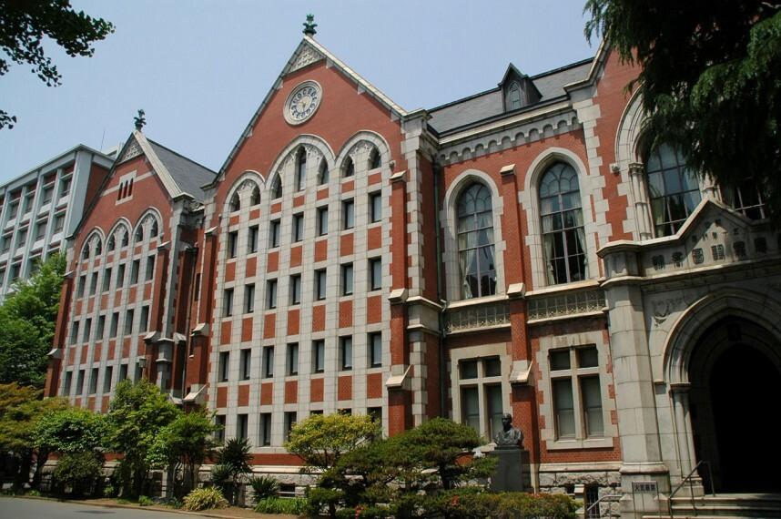 【文化財】慶応義塾図書館まで825m