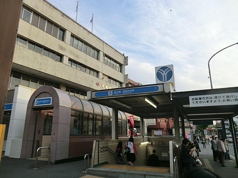 港南中央駅(横浜市営地下鉄 ブルーライン)