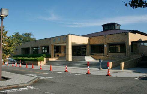 図書館 筑西市立明野図書館
