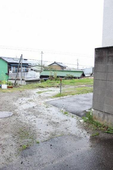 外観・現況 設備:都市ガス・上水道・下水道