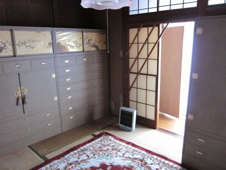 和室 6畳の和室が4部屋