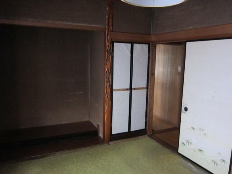 和室 ハウスドゥ!一宮中央店のスタッフがリフォームのご提案もさせていただきます