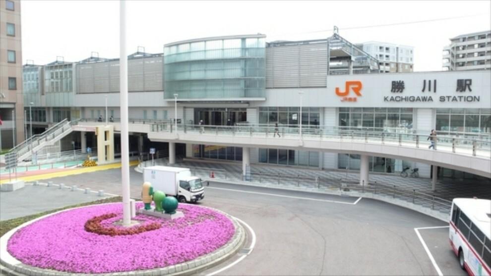 JR中央本線勝川駅 JR中央本線勝川駅まで1400m(徒歩約18分)