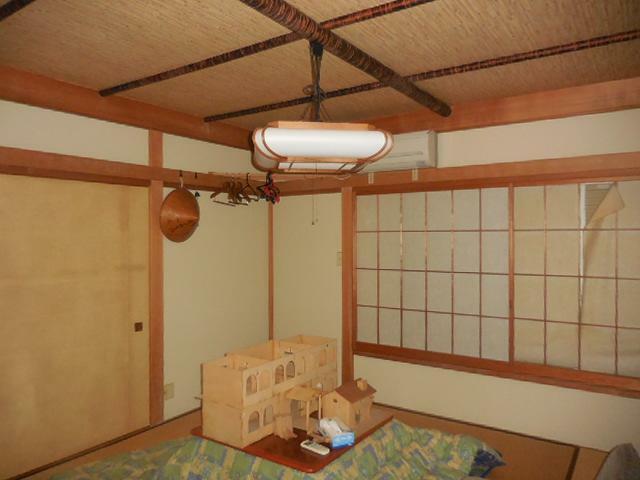 和室 8帖の和室が2部屋あります。