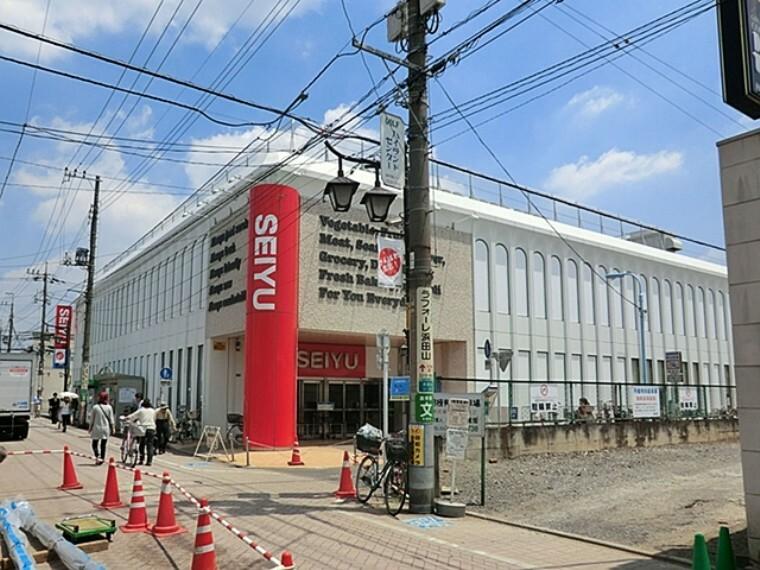 西友浜田山店