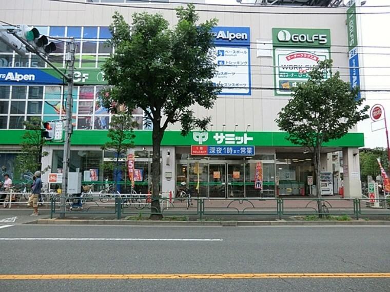 サミットストア高井戸東店