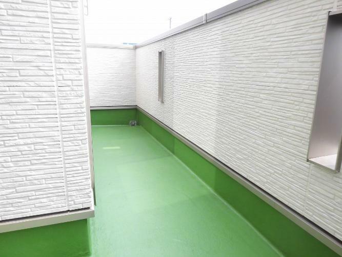 バルコニー 3階ベランダ