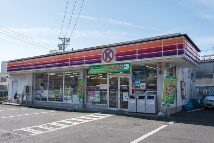 コンビニ サークルK清水長崎店 ※写真は系列同店舗です