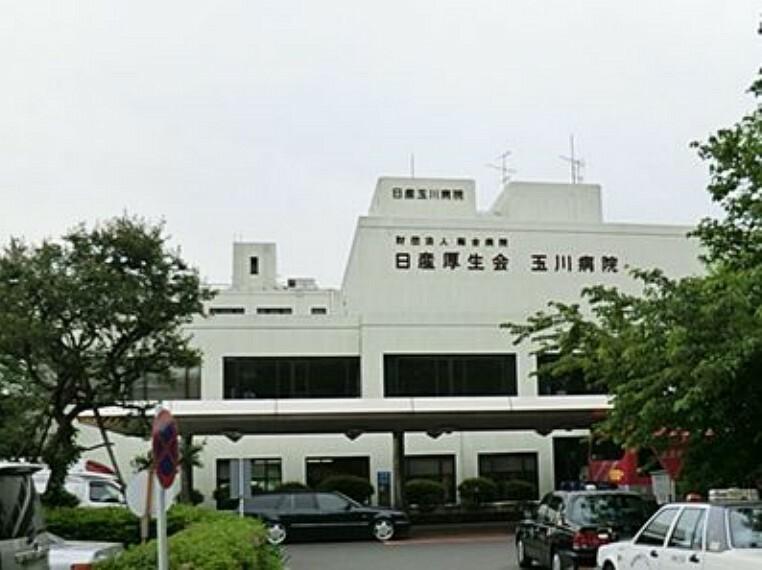 病院 【総合病院】玉川病院まで1082m