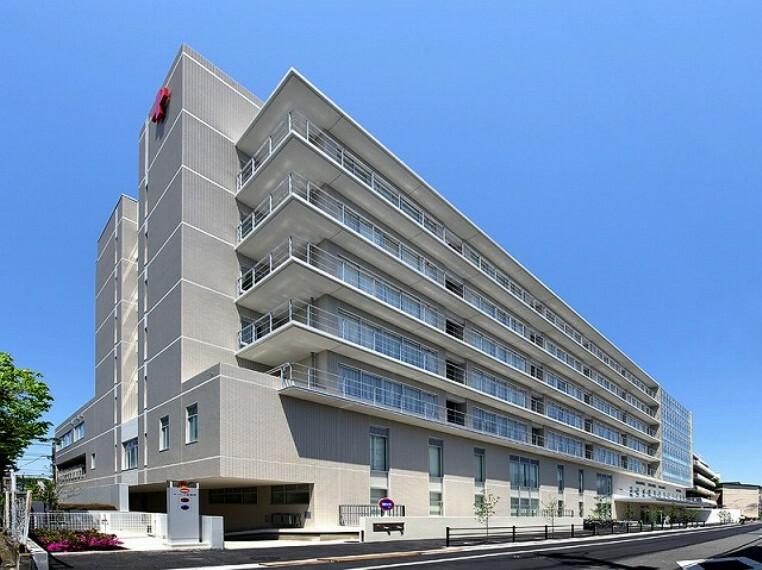 病院 【総合病院】大森赤十字病院まで1056m