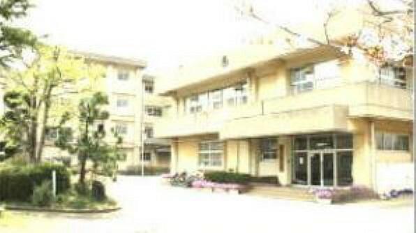 中学校 【中学校】千葉市立生浜中学校まで1301m