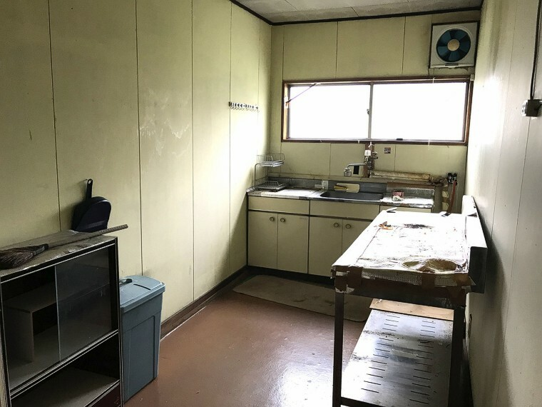 キッチン 2F キッチン