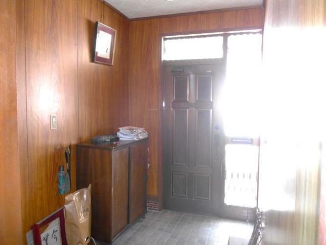 玄関 2階の玄関