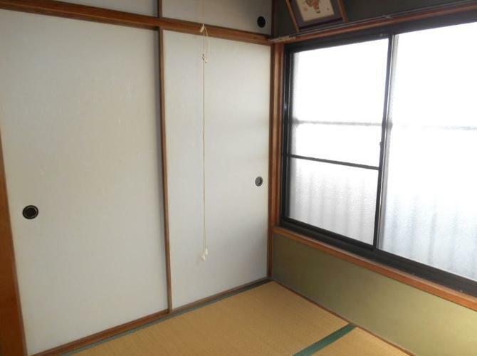 和室 2階の和室