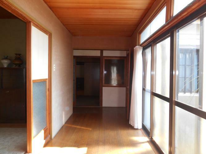 1階の廊下部分