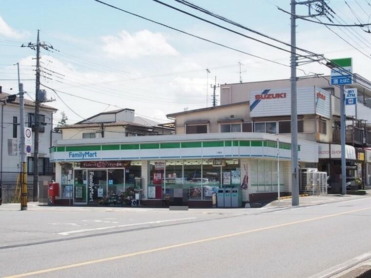 コンビニ ファミリーマート入曽店