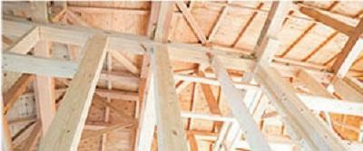 構造・工法・仕様 主な構造木材は、「プレカットシステム」を採用。コストの削減と工期の短縮・品質の安定を実現。 ゴミの発生を抑え、環境に配慮した、住む人と地球にやさしい工法。