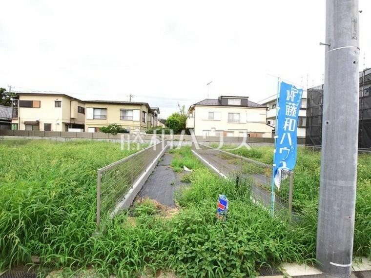現況写真 15号地 現地写真 【武蔵野市八幡町1丁目】