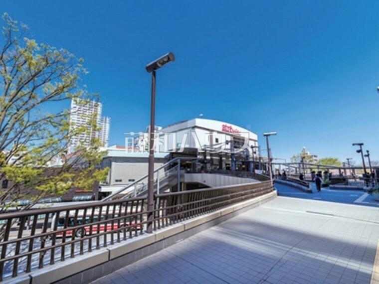 JR中央線「三鷹」駅