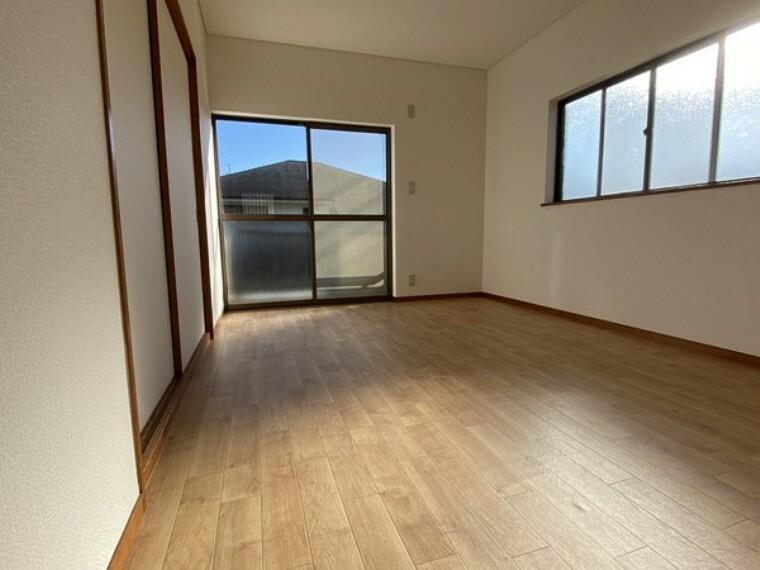 洋室 寝室・2階6帖洋室!寝室に最適なお部屋です