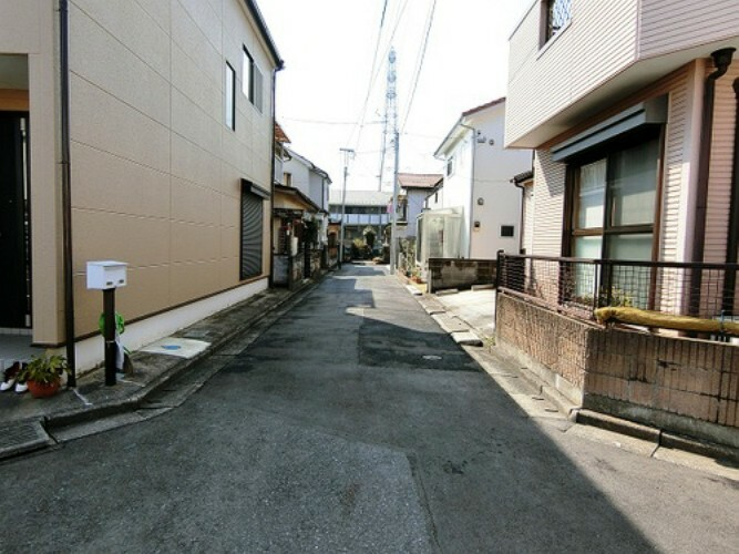 現況写真 閑静な住宅地にあり落ち着いた環境です。JR高崎線「桶川」駅を最寄りに利用頂けます。