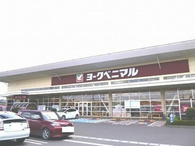 スーパー ヨークベニマル亘理店 徒歩45分(約3600m)