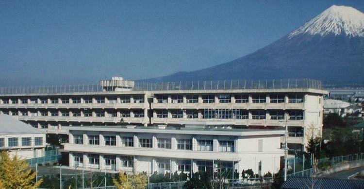 中学校 富士市立岳陽中学校