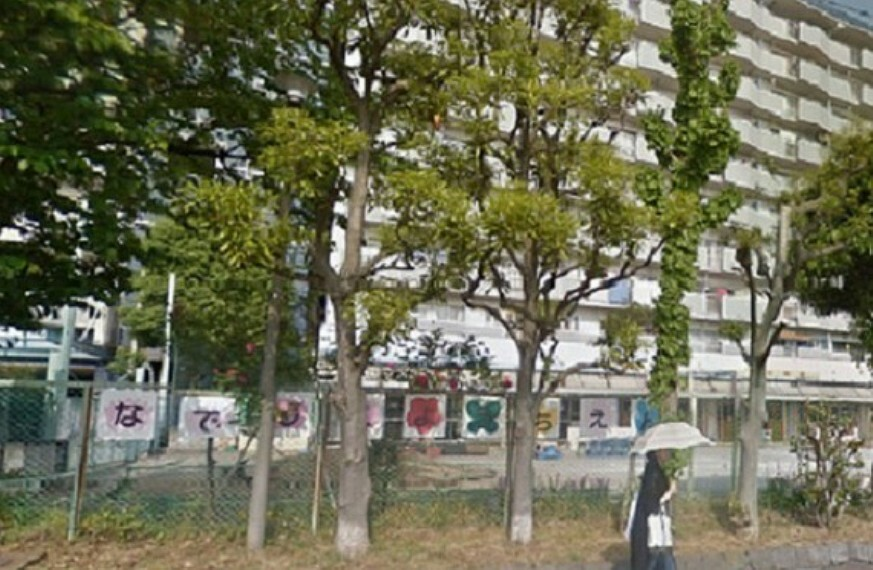 幼稚園・保育園 大島駅から徒歩10分。駅近な幼稚園、区立の保育園・幼稚園だから電車通勤の方におすすめ。お子様の送り迎えも便利になります。