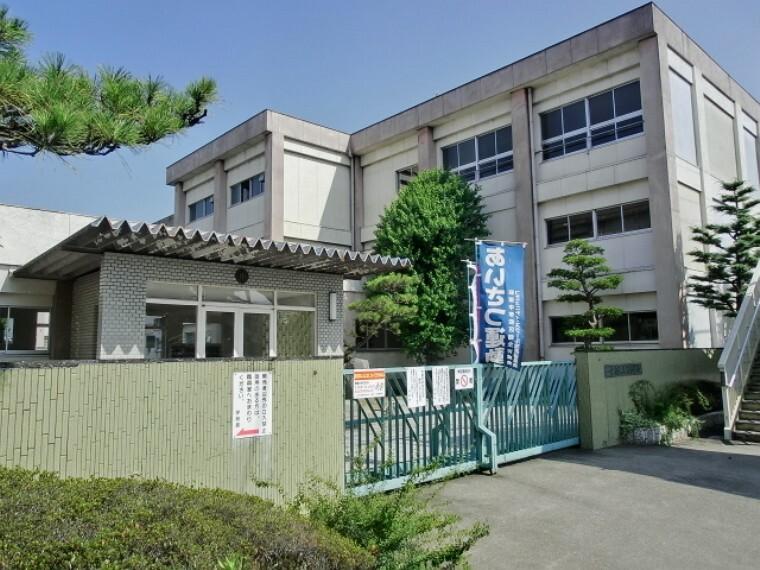 小学校 萩原小学校
