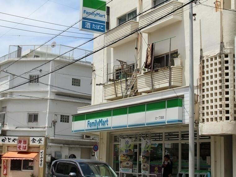 コンビニ ファミリーマート 辻一丁目店