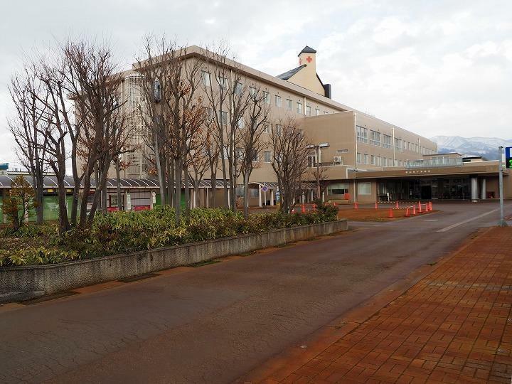 病院 飯山赤十字病院 長野県飯山市大字飯山226-1