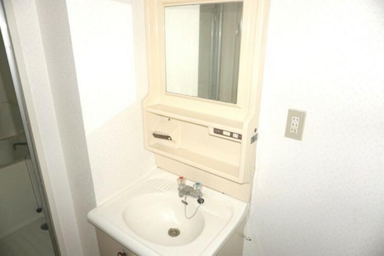 洗面化粧台 洗面化粧台です。