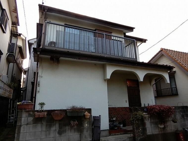 外観写真 東武東上線「上福岡」駅徒歩9分 閑静な住宅街の立地