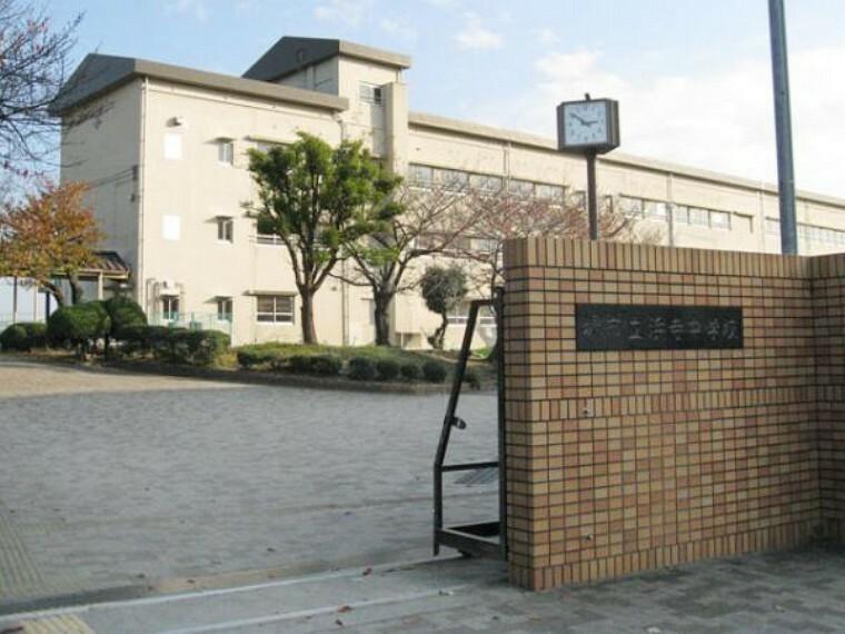 中学校 浜寺中学校