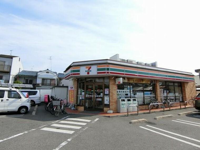 コンビニ セブンイレブン 堺浜寺船尾町西店