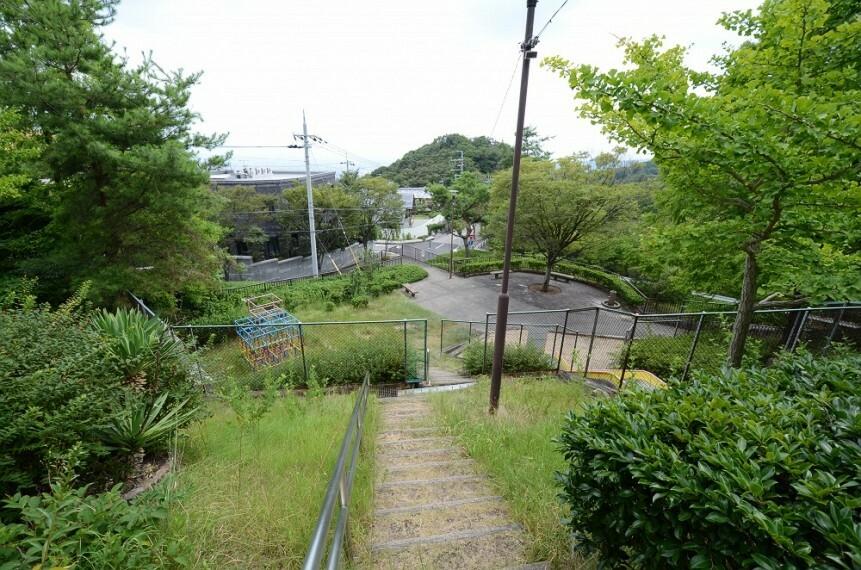 公園 【公園】桜台第3公園まで285m