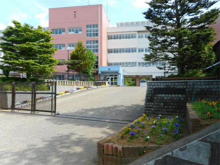 中学校 土浦市立土浦第六中学校